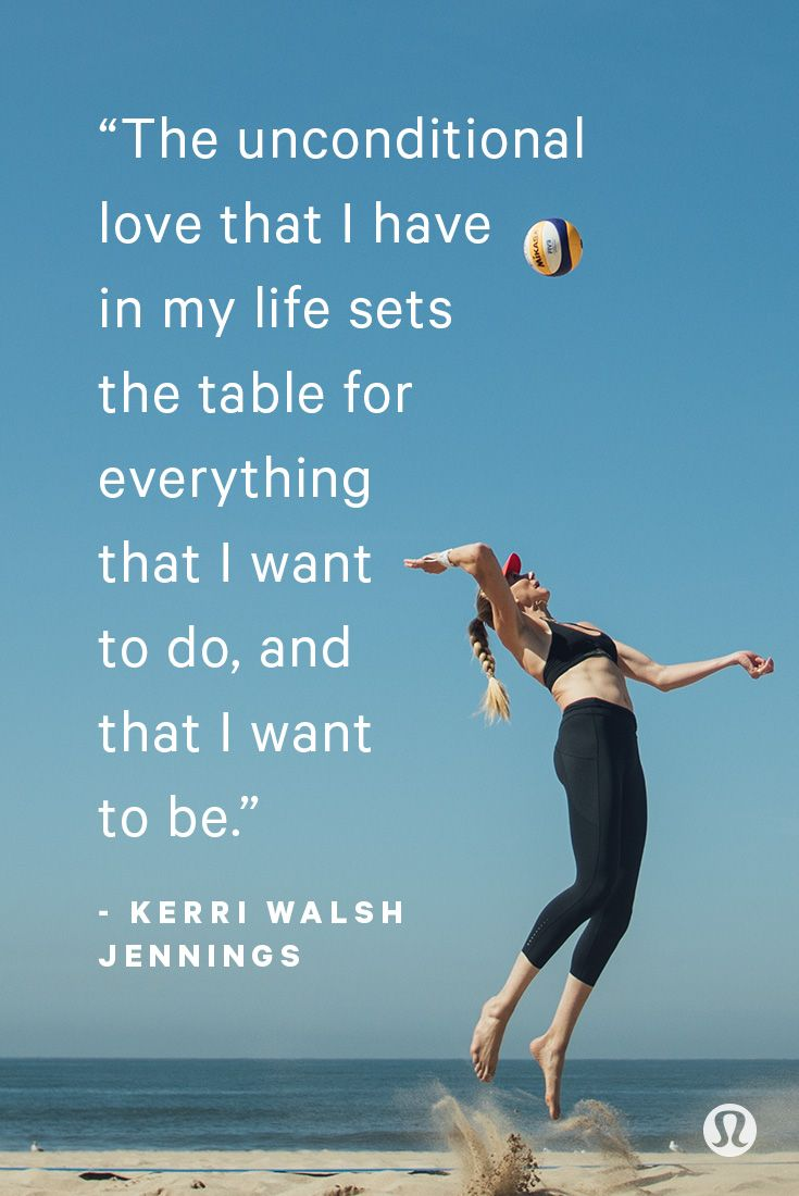 Kerri Walsh Jennings is a four-time beach volleyball Olympic medalist, mother of three, and mindful athlete. Sometimes the stars align—her being our new elite ambassador is one of those times.