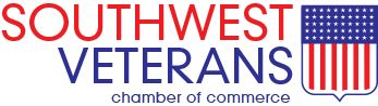 Join the Southwest Veterans Chamber today!  By joining the Southwest Veterans Chamber of Commerce, you become part of a robust network of entrepreneurs, business owners, and corporate professionals looking to engage with Veterans and Patriot Supporters at the highest level of integrity and expertise. Through specialized networking, partnering, and educational opportunities, our members reap the tremendous benefits our organization has to ...