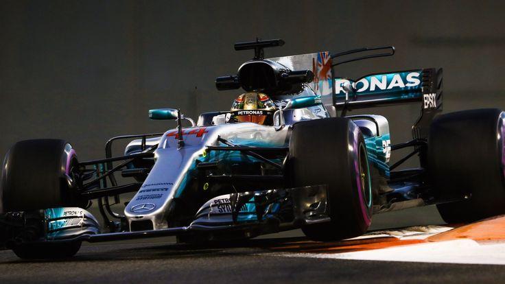 Lewis Hamilton tops Abu Dhabi GP second practice    Lewis Hamilton heads Sebastian Vettel in second practice at the season-closing Abu Dhabi Grand Prix.   http://www.bbc.co.uk/sport/formula1/42111214