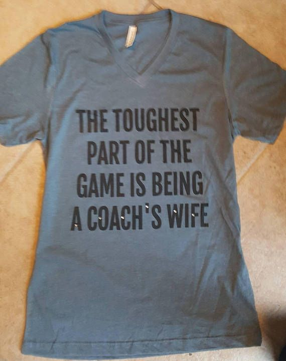 What is the toughest part of the game for you? Being a coaches wife, quarterbacks mom, girlfriend?