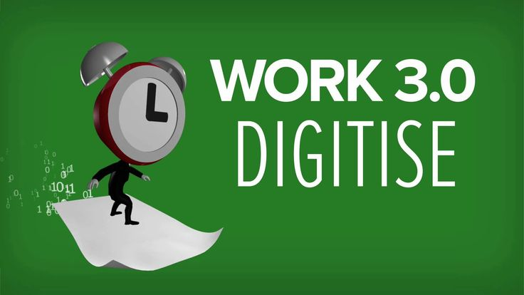 Wake up to WORK 3.0 - where technology, people, work processes and the w...