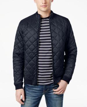 Barbour Men's Holton Quilted Jacket - Blue XL