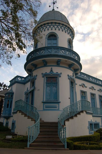 Circulando por Curitiba: Casas do Batel 2: Casa da Família Miro