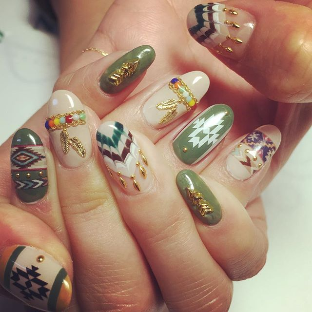 Western Nail Art: Only Best 25+ Ideas About Western Nails On Pinterest