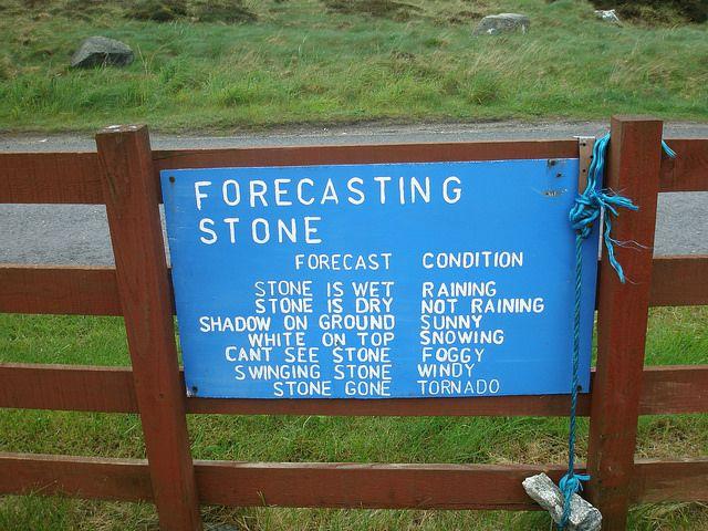 Outer hebrides weather forecast