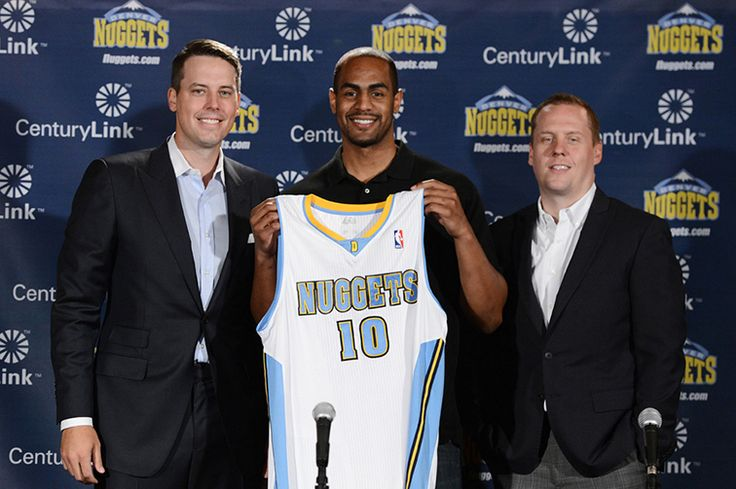 Arron Afflalo sees opportunity for Nuggets to do something special