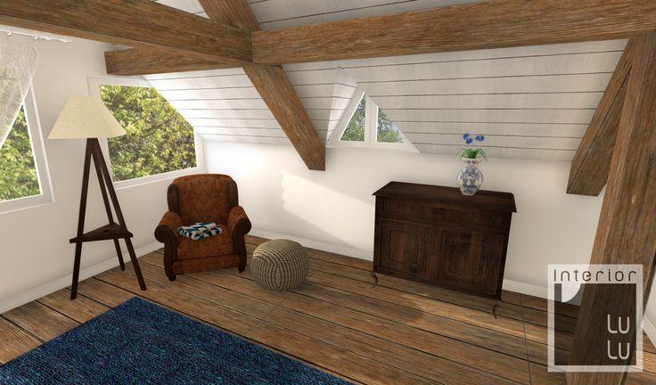 Sypialnia klasyczna brąz