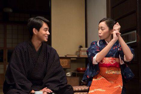 杏 東出昌大 ごちそうさん Anne Higashide Masahiro