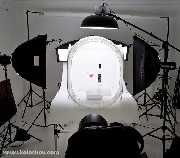 Studio Lighting High Key: Shot Setup, Light Tent