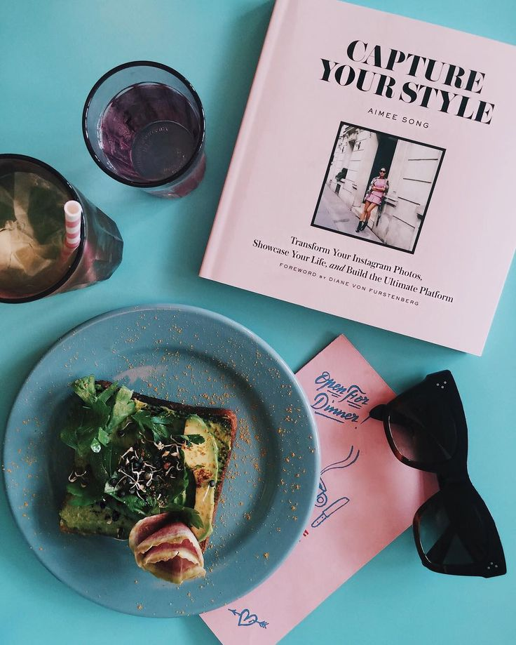 """25.9k Likes, 221 Comments - Aimee Song (@songofstyle) on Instagram: """"Super stoked about this avocado toast and my first book #CaptureYourStyle which you can preorder on…"""""""