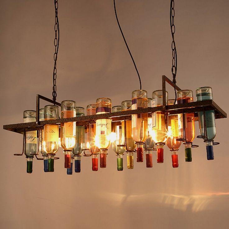 Interesting <b>Industrial Lighting</b> Ideas в 2019 г.   Для клуба-бара ...