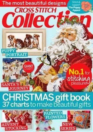 Журналы по вязанию и рукоделию: Cross Stitch Collection №241 2014