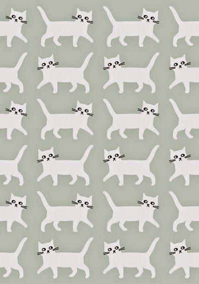Cat print.