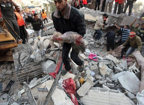 British gov't fully supporting the Israel campaign against Gaza ' in our name' and it shouldn't