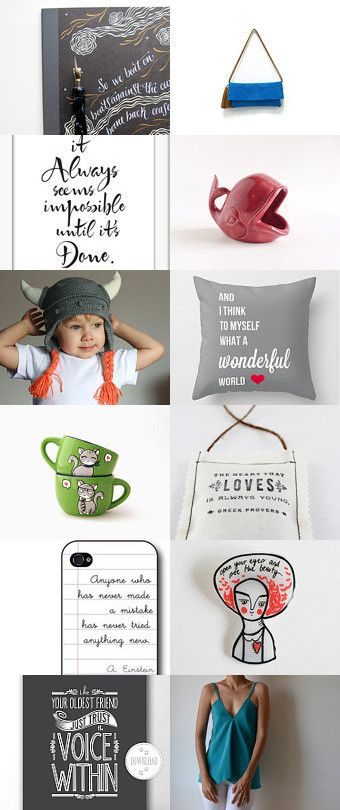 Find your quote by paola on Etsy--Pinned with TreasuryPin.com