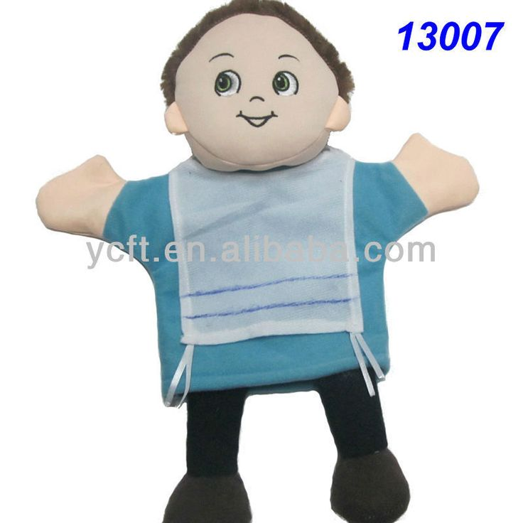 #Baby hand puppet, #hand puppets for sale, #children hand puppet