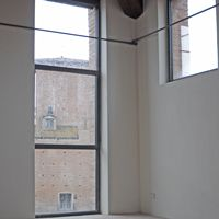 #ferrofinestra #os2 #infissiacciaio #infissicorten #serramenticorten #officinamarocchi #madeinitaly Officina Marocchi produces doors and windows made of steel, stainless steel, cor-ten steel, brass, burnished brass and iron, that could visually recall those used from mid 19th to mid 20th century (the typical iron windows).