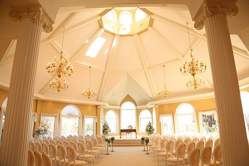 Chapel at The Wedding Pavillion | Calgary, Alberta | Canada Destination Wedding @wedpavillion