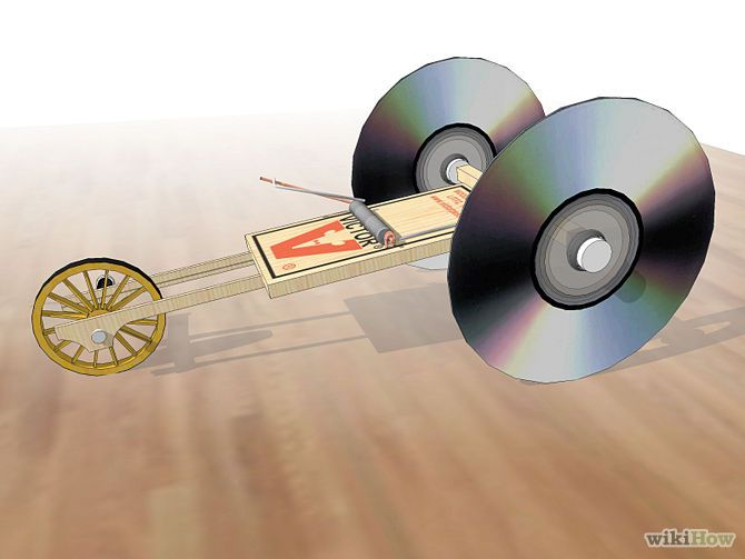 Adapt A Mousetrap Car For Distance Distance Cars And School