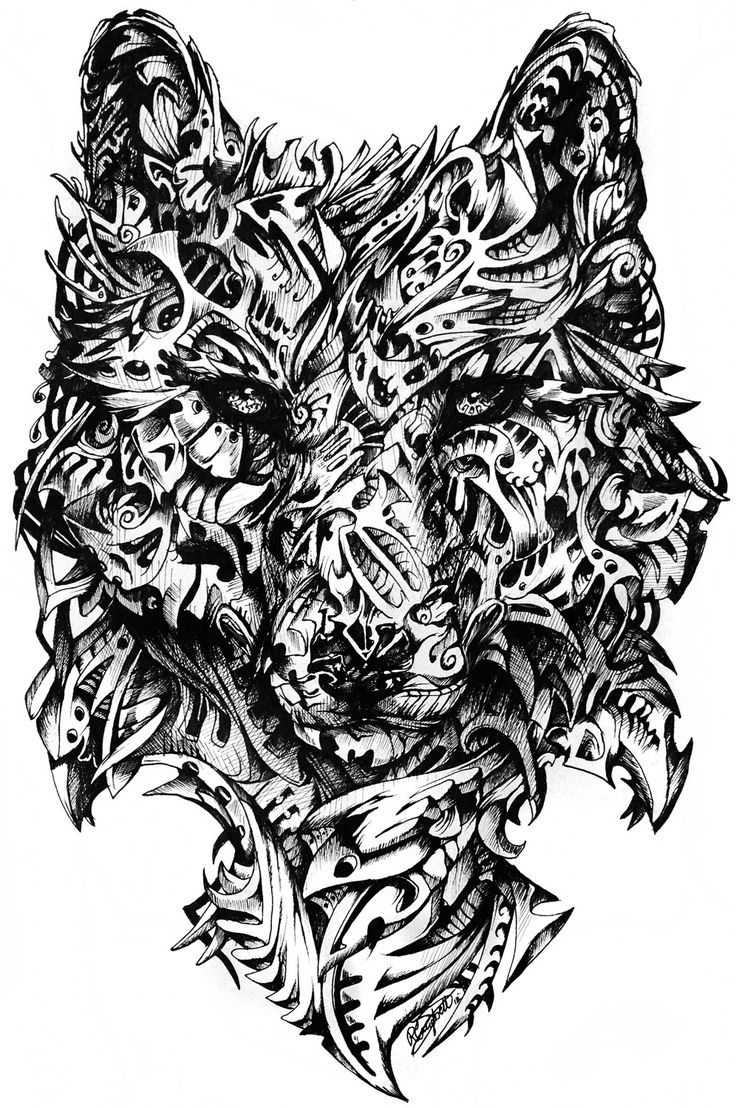 Coloring pages for adults wolf - Find This Pin And More On Coloring Pages