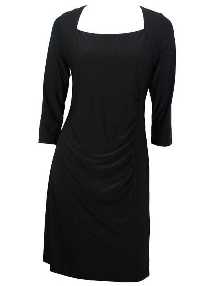 Gabriella Black Elegant Dress