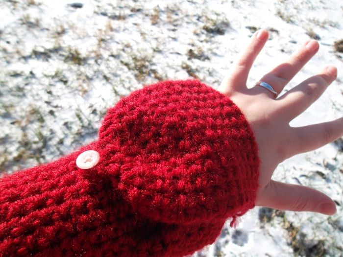 17 Best images about CROCHET FLIP TOP MITTENS on Pinterest ...