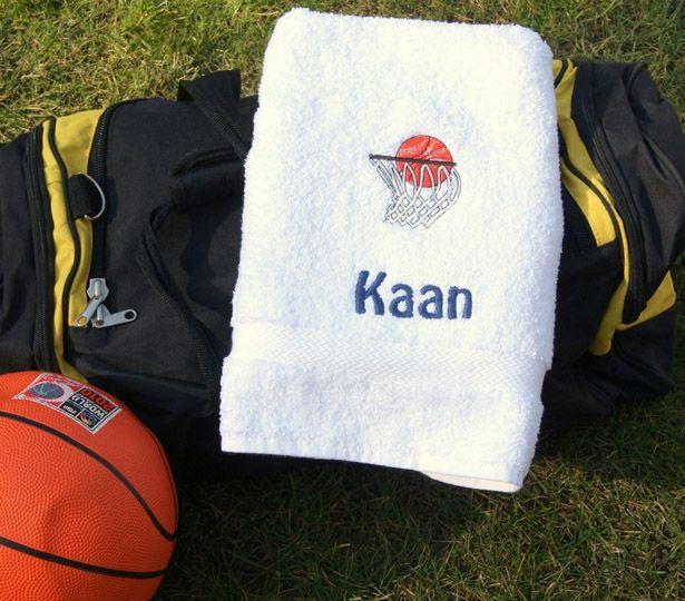 Delikanlı için spordan sonra kullanışlı olacaktır, ona özel ve onun ismiyle :)