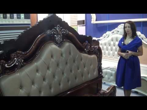 Новая коллекция декоративных элементов от BRAMEK: мебельный декор, опоры, молдинги, спинки кроватей - YouTube
