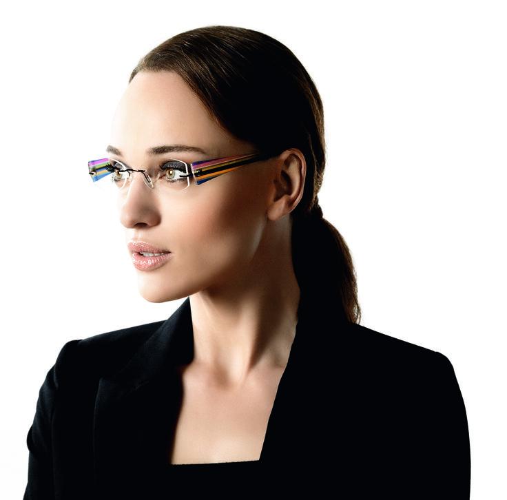 31 best Kollektionen images on Pinterest   General eyewear, Rimless ...