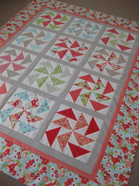 Ruby Dutchmen's Puzzle by Petitselefants, via FlickrQuilt Ideas, Swirly Quilt, Ruby Dutchman, Ruby Quilt, Dutchman Puzzles, Ruby Dear, Quilt Beautiful, Quilt Sewing Tutorials, Fly Geese
