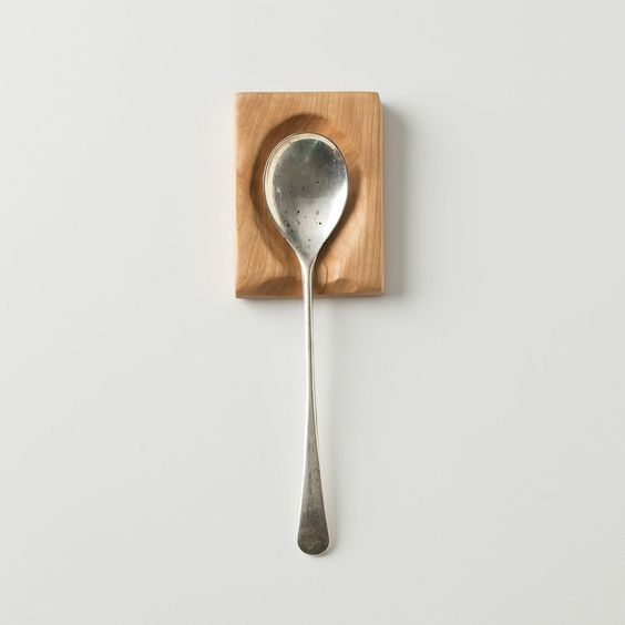contemporary spoon rest - Google Search