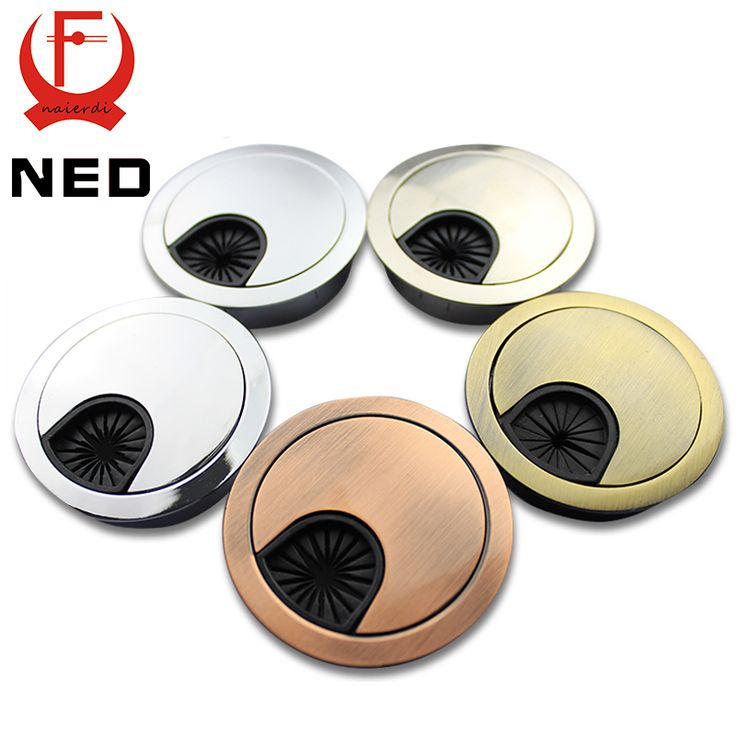 $9.99 (Buy here: https://alitems.com/g/1e8d114494ebda23ff8b16525dc3e8/?i=5&ulp=https%3A%2F%2Fwww.aliexpress.com%2Fitem%2F4PCS-NED-Zinc-Alloy-60mm-Computer-Desk-Grommet-Table-Cable-Tidy-Outlet-Port-Surface-Wire-Hole%2F32718201585.html ) 4PCS NED Zinc Alloy 60mm Computer Desk Grommet Table Cable Tidy Outlet Port Surface Wire Hole Cover Line Box Furniture Hardware for just $9.99