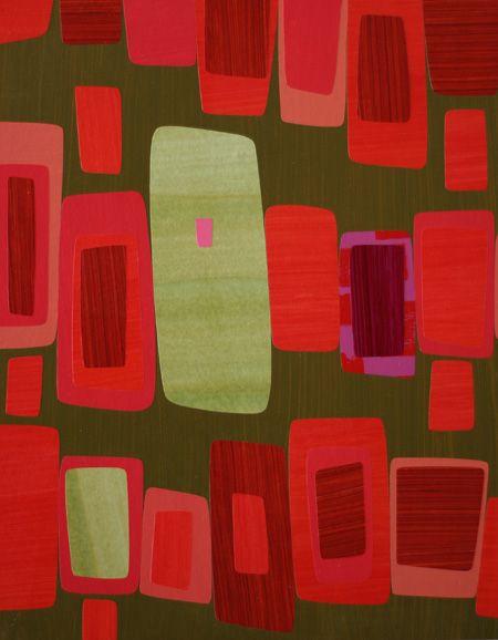 jason smith acrylic mixed media art