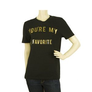 For every day comfort without lacking style, this Zoe Karssen T-shirt is a sure pick.
