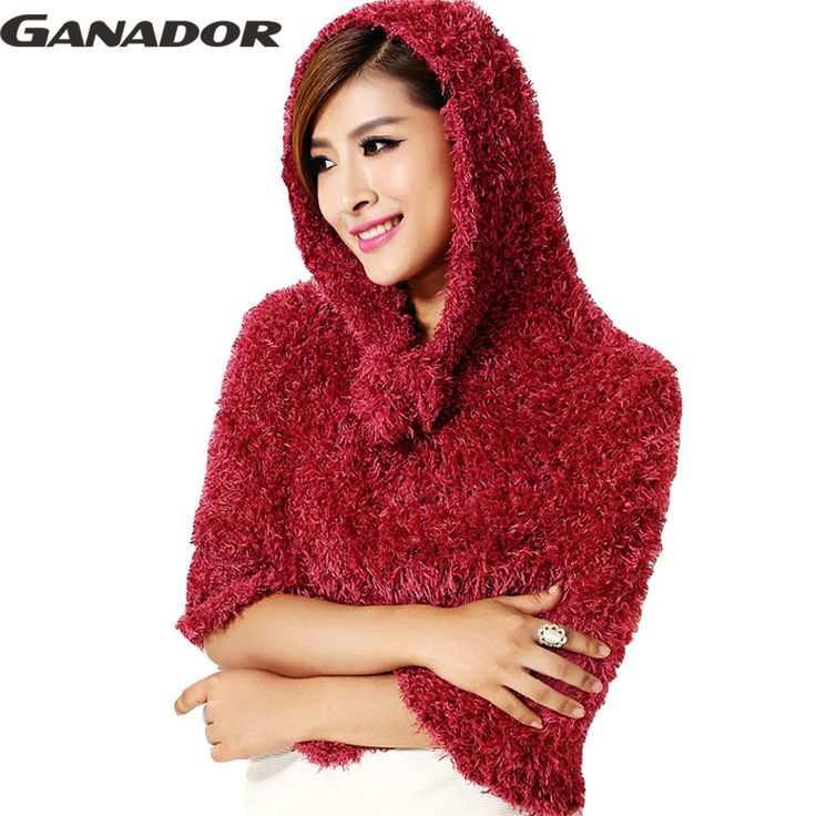 Ganador New 20 Color DIY Magic Winter Scarf Amazing Shawls Pashmina Scarves For Women Ladies Gifts Winter Scarf DH1044na