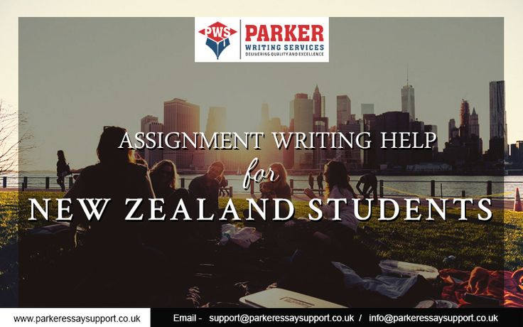 Offering custom #assignment #writing support for the students in #NewZealand. Share your requirement at support@parkeressaysupport.co.uk and our experts will get in touch with you at the earliest.