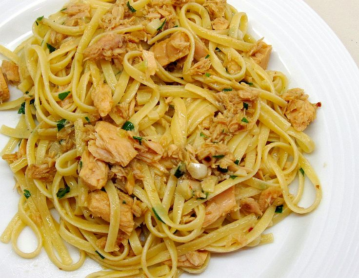 Tuna Spaghetti Recipe by stacy | ifood.tv