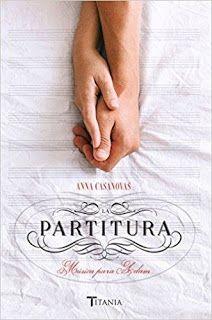 Entre un jardin de libros: LA PARTITURA / ANNA CASANOVAS