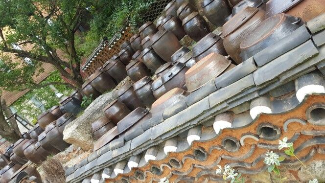 Hangari ,at a small village in Korea.