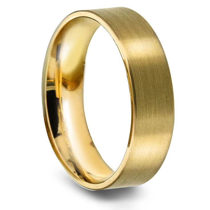 6mm satinert ring,