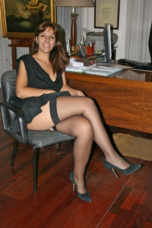 Amateur leg stocking