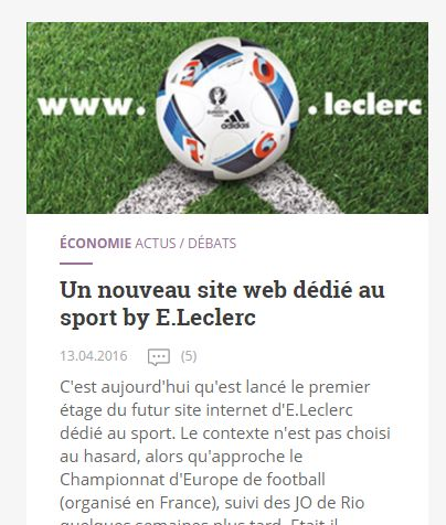 #creative #domainname #TLD #sports France may have lost the final but they are leading #dotbrand