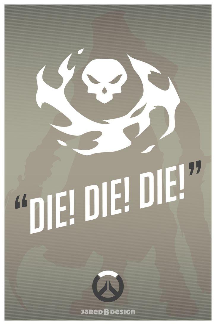 Overwatch phone wallpaper/ poster dump. - Imgur