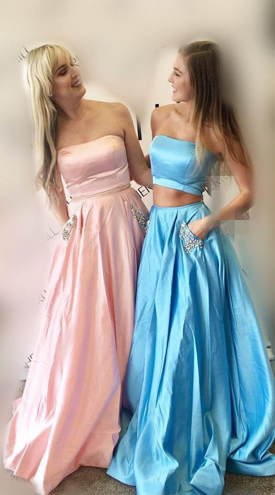 2fcfdea7302 Princess Prom Dresses Long