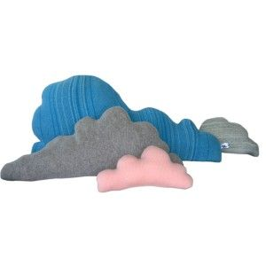 Donna Wilson Cuddly Cloud Cushions #donnawilsongiftsforkids