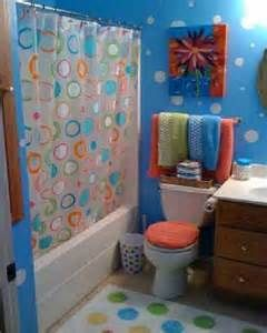 Kids Unisex Bathroom Idea. Teenage BathroomGirl Bathroom DecorGirl ...