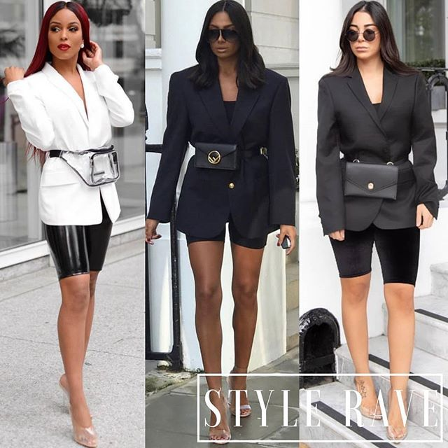 SR TRENDS: A look back at one of 2018's most interesting trend - Oversized Blaze...
