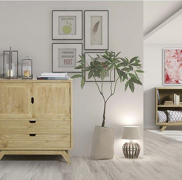 Console Bois Mindi Hallway Furniture Home Wood