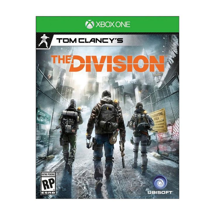 Tom Clancy's The Division (Xbox One), Microsoft X-Box One