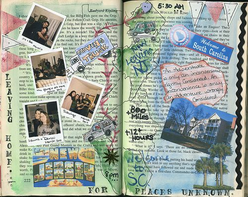 Journal Layout How To